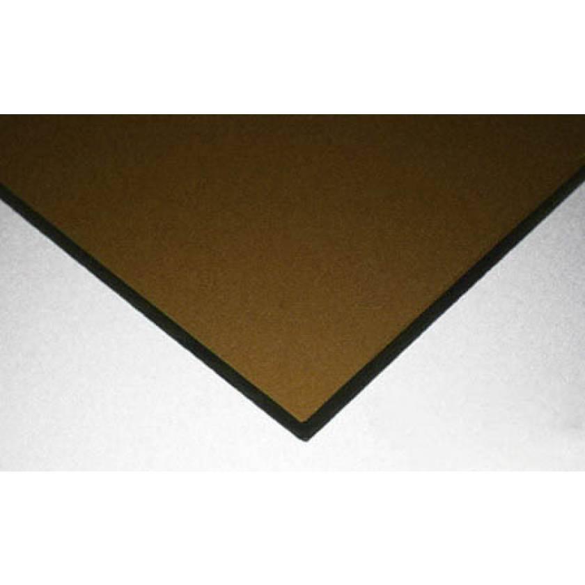 Argon, Diode, ND-YAG, C02, Protective Acrylic Sheet - Brown