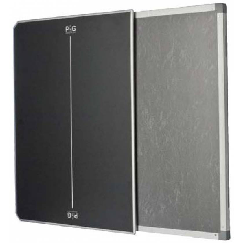 Aluminum CR Protect A Grid With Channels, 178 Lines Per Inch