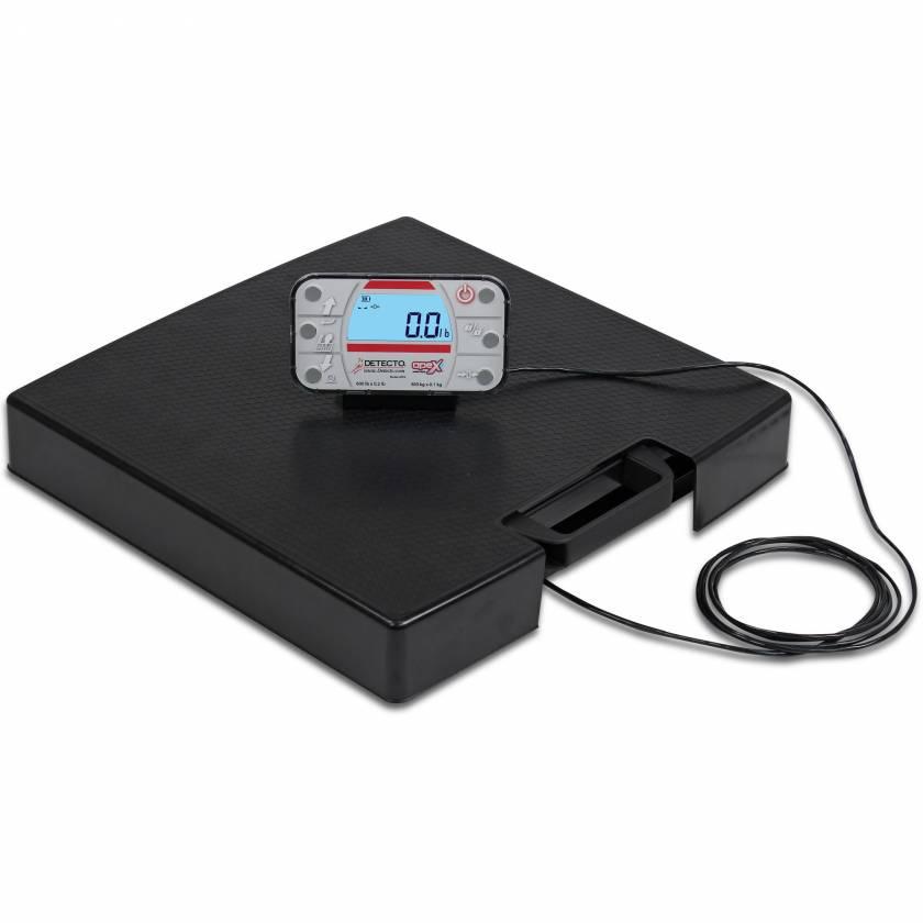 Detecto APEX-RI Portable Scale with Remote Indicator