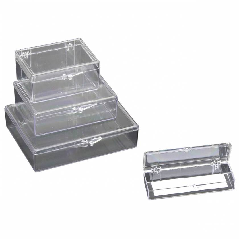MTC Bio Clear Polystyrene Western Blot Boxes Blotting Containers
