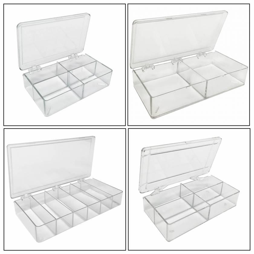 MTC Bio MultiBox™ Western Blot Box - Clear Polystyrene