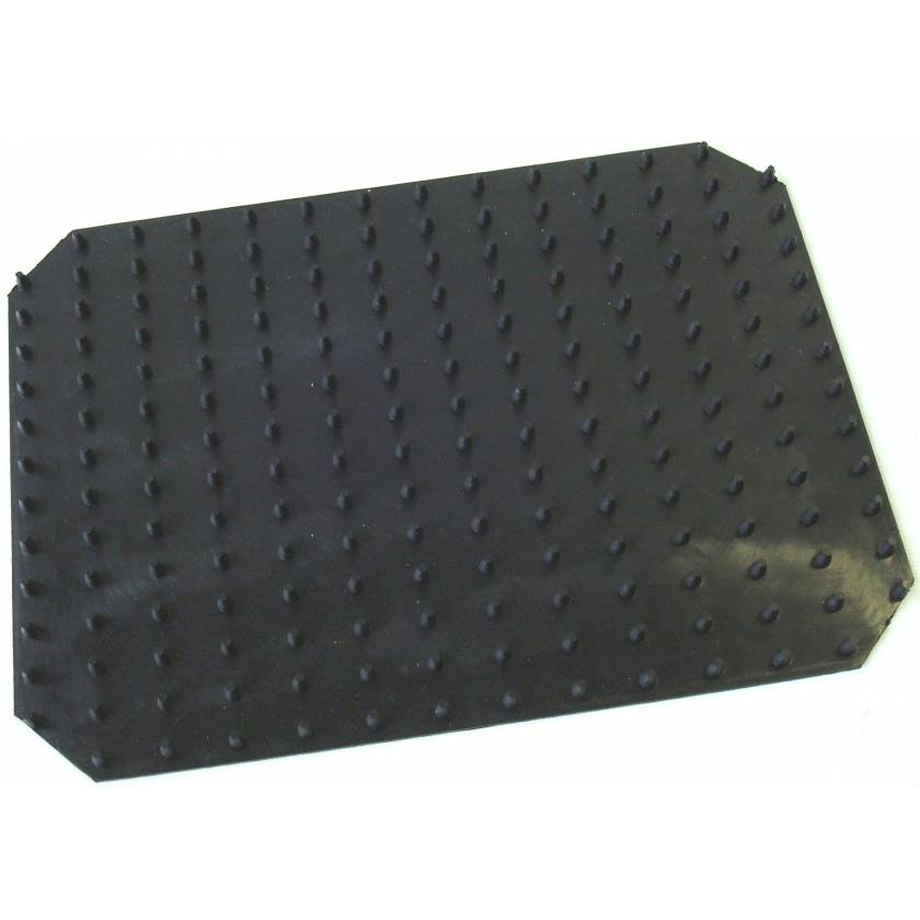 """Optional Dimpled Mat - Small 10.5"""" x 7.5"""""""