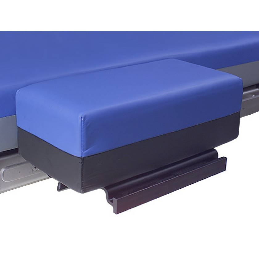 """Bariatric Table Width Extender Pad 8"""" x 16"""" x 4"""""""