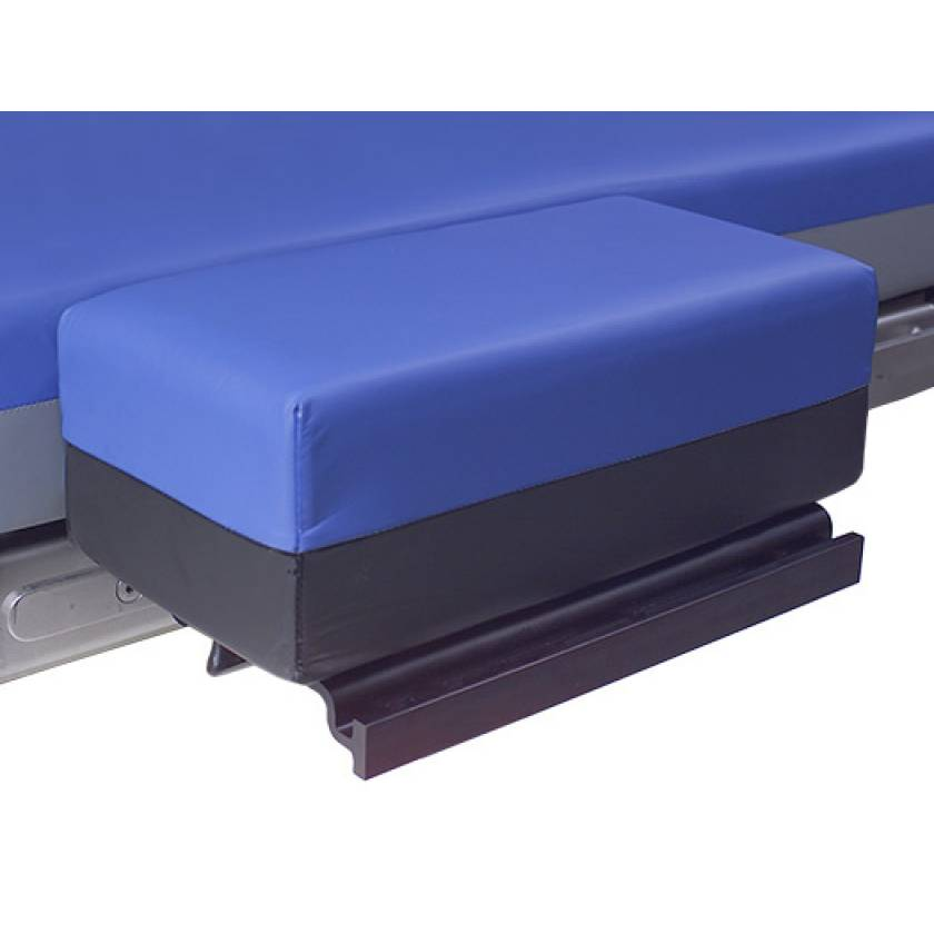 """Bariatric Table Width Extender Pad 8"""" x 20"""" x 3"""""""