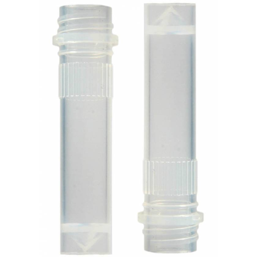 Bio Plas 2.0mL Screw Cap Conical Microcentrifuge Tube with Skirt