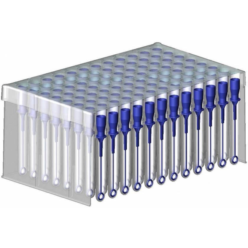 10uL Astral Inoculation Loop - Sterile - Blue