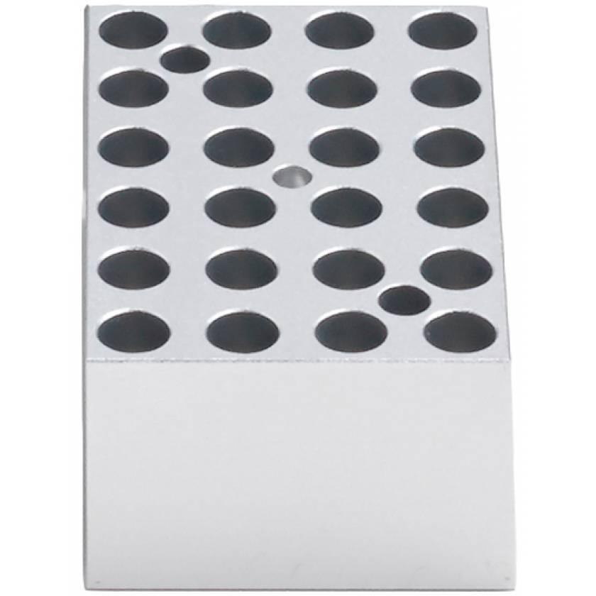 Block For MyBlock Mini Dry Bath - 24 x 0.5ml Tubes