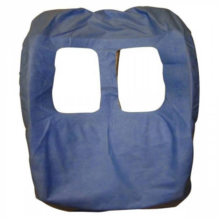MRI Non-Magnetic AccuFit MRI Breast Coil Disposable Drape - Style Two
