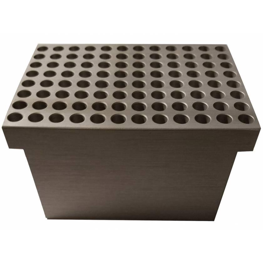 Block For One-Block Digital Dry Bath - 96 x 0.2ml Tubes PCR Plate