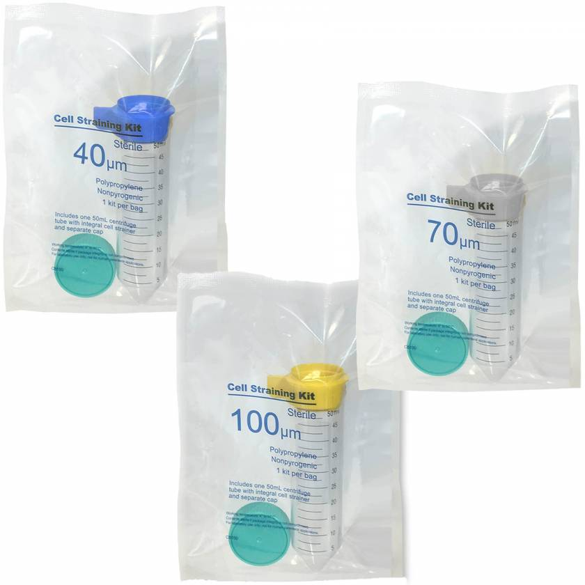 MTC Bio C5040 C5070 C5100 ReadyStrain™ Sterile Cell Straining Kits