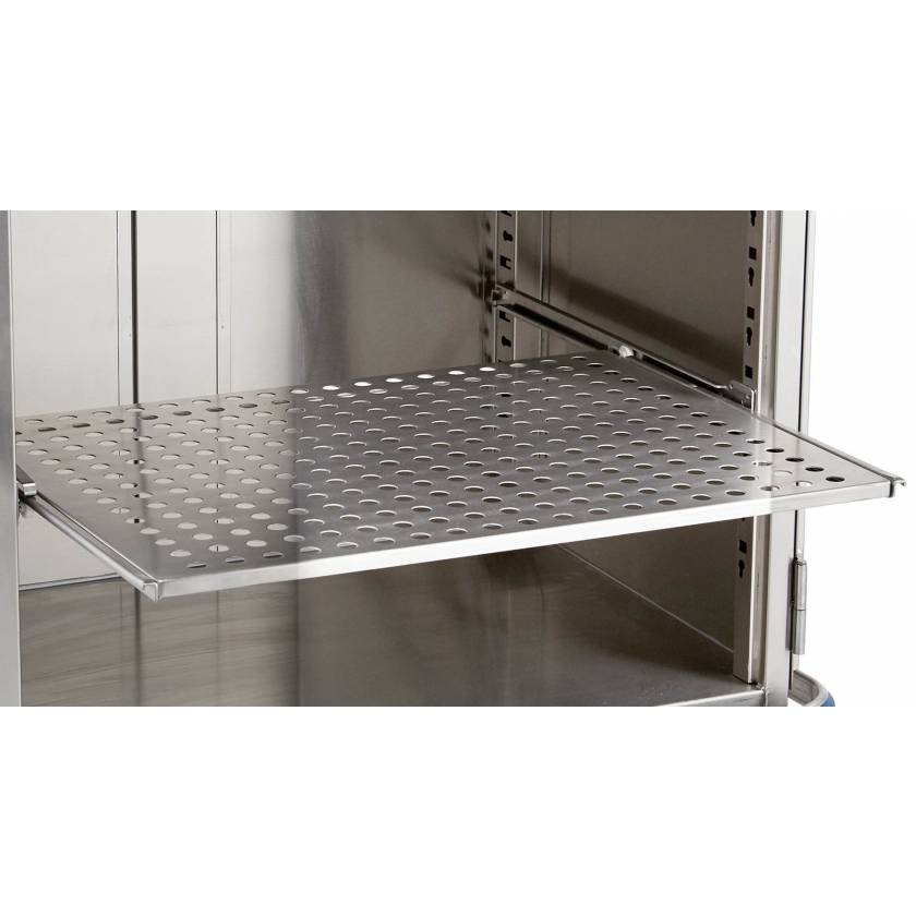 Blickman Perforated Roll Out Shelf Kit for Case Cart Model CCC2 and CCC5