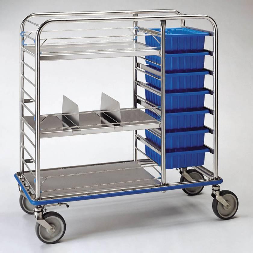 Pedigo Central Supply Cart - Small