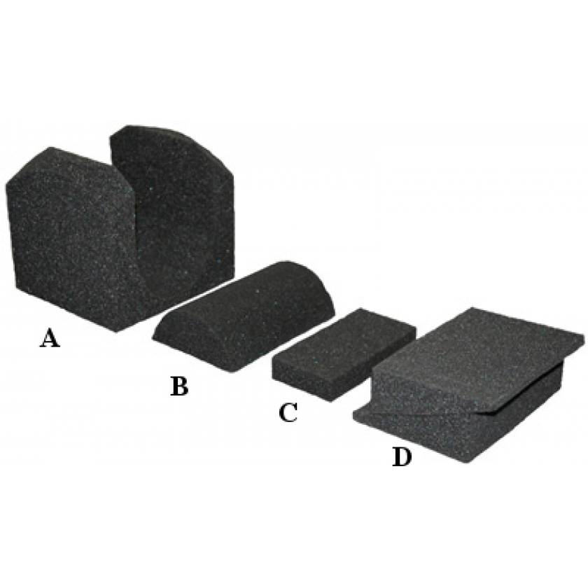 U-Shape Head Cushions - Large