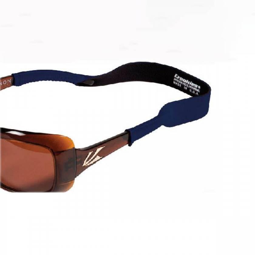 Croakies Eyewear Retainers Solid - Navy Blue