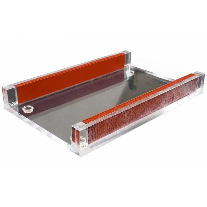 Casting Fixture Tray for JSB-302 Horizontal Electrophoresis System - 7.5cm