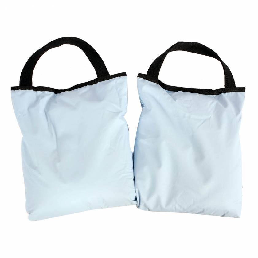 """CSS1012 Cervical Sandbag Set - Two, 10 lb, 10"""" x 12"""" Bags"""
