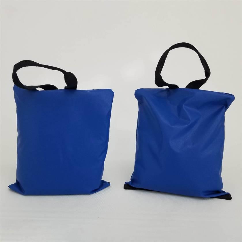 """CST-11x11 Cervical Sandbag 2 Piece Set - 10 Lbs Size 11"""" x 11"""""""