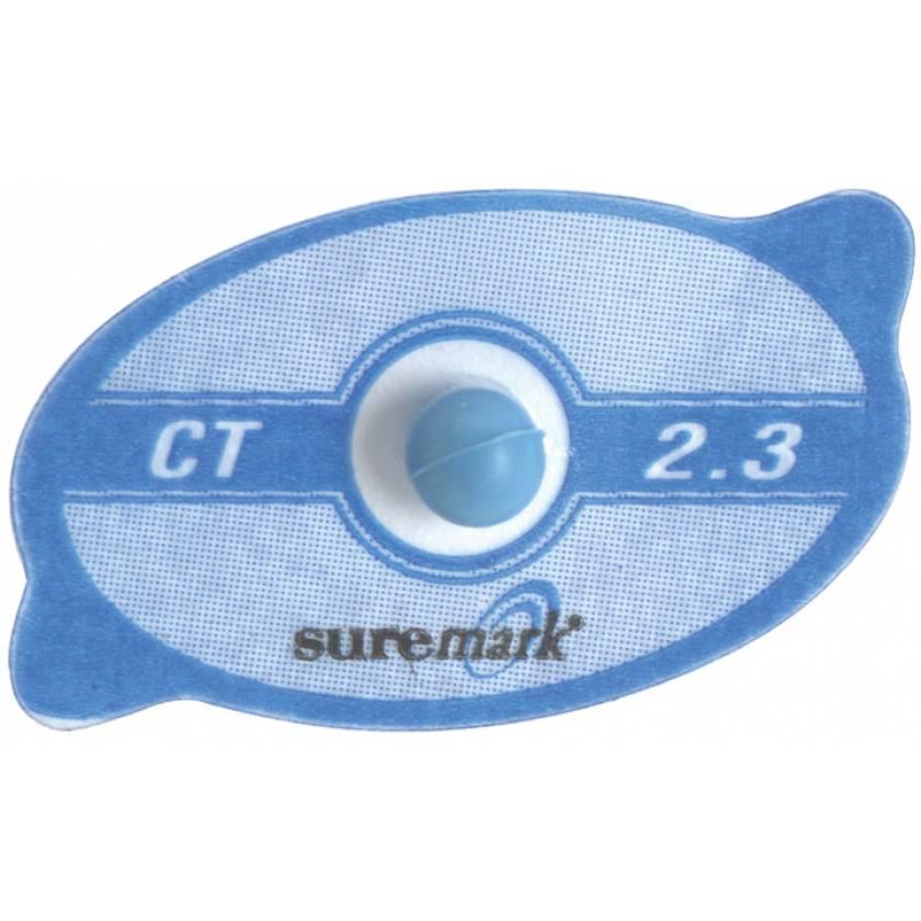 Suremark 2.3mm Blue CT Mark Skin Marker