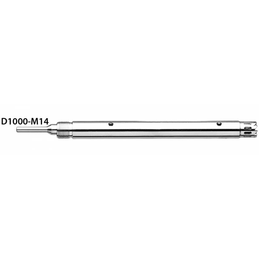 Optional Generator Probe - 14mm x 130mm Saw Tooth - For 50ml Tubes to 250ml Vessels