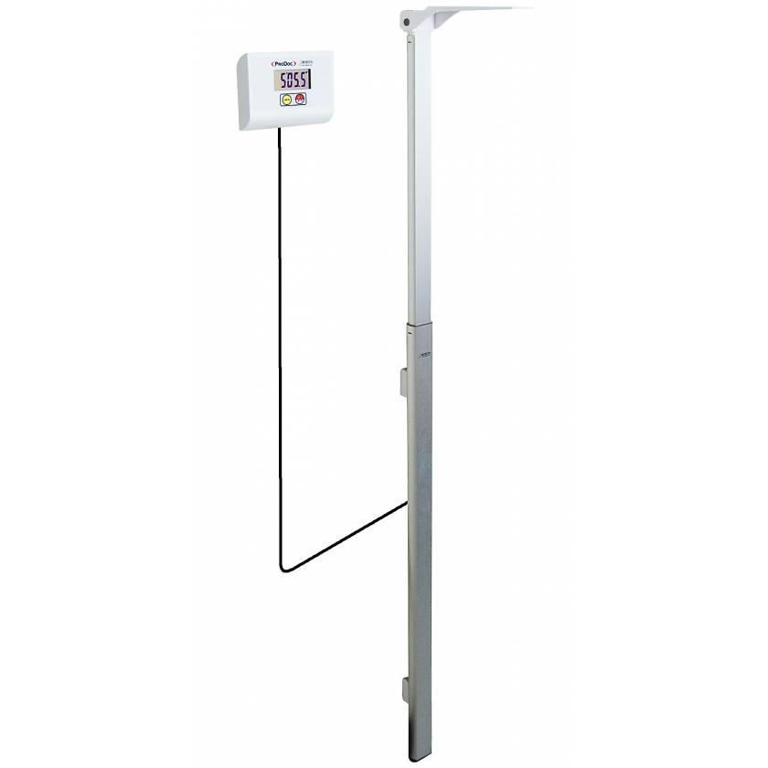 Wall Mount Digital Height Rod