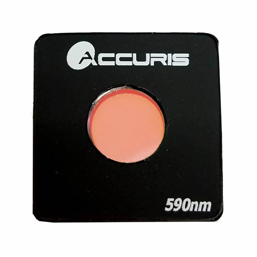 martDoc band pass filter, 590nm for imaging EtBR on UV transilluminator