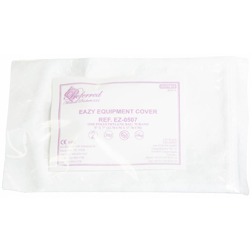 Sterile Eazy Equipment Covers - Elastic Band Closure - Small Sizes