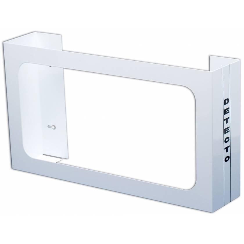 Wall Mount Glove Box Holder - White - 3 Boxes
