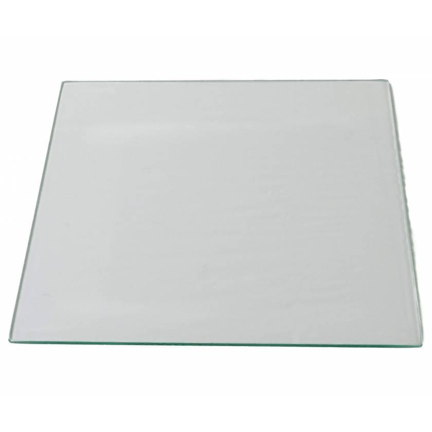 Outer Glass Plate (16cm) for Jordan Dual-Slab Vertical Electrophoresis System JVD-80
