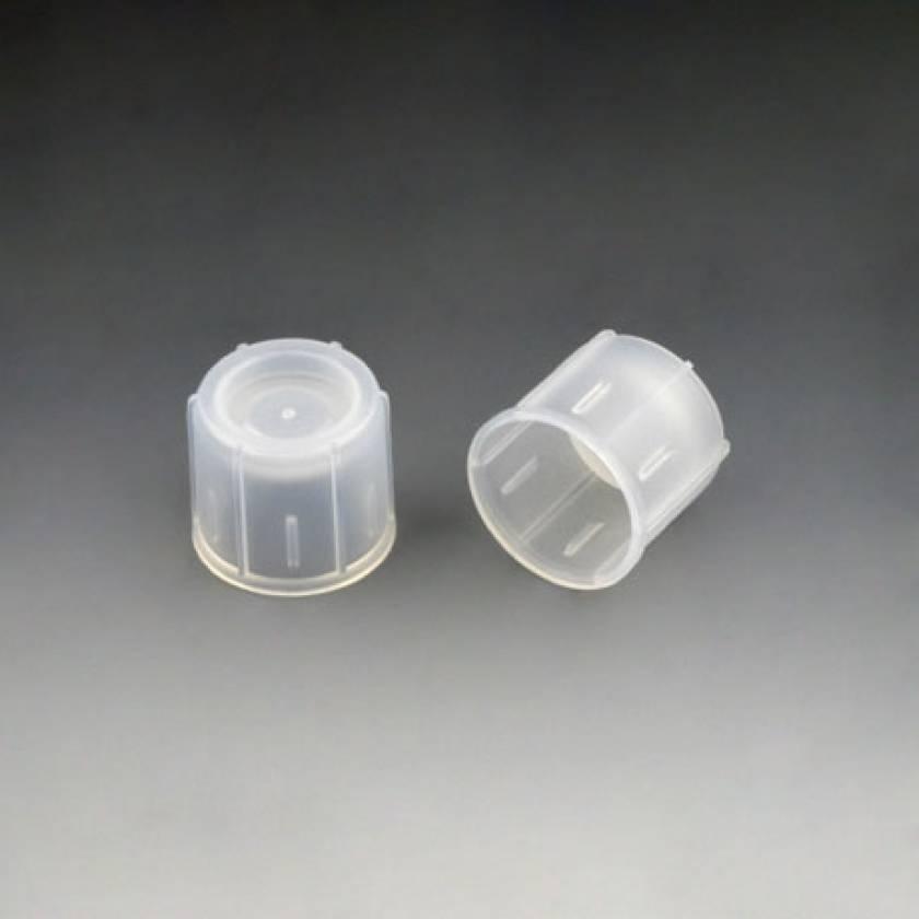 12mm Snap Cap - Dual Position - Low Density Polyethylene (LDPE)