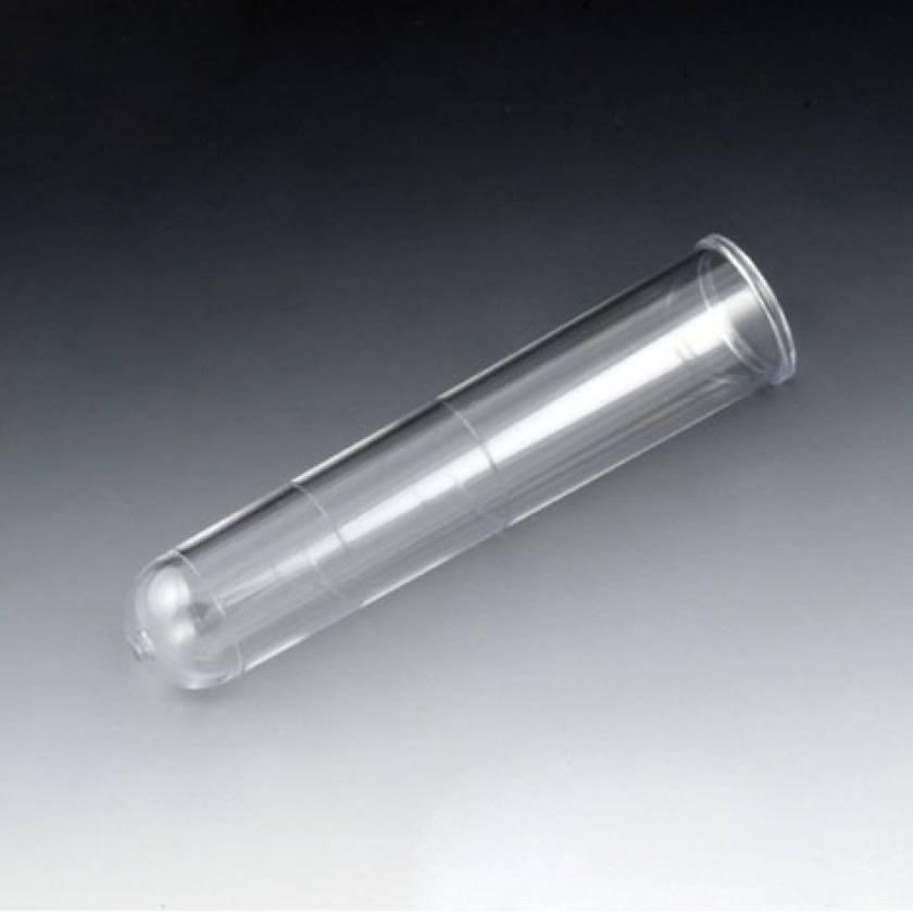 16mm x 75mm (8mL) Test Tubes - Polystyrene - Round Bottom