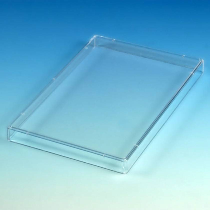 Lids for 96-Well Microtest Plates - Polystyrene