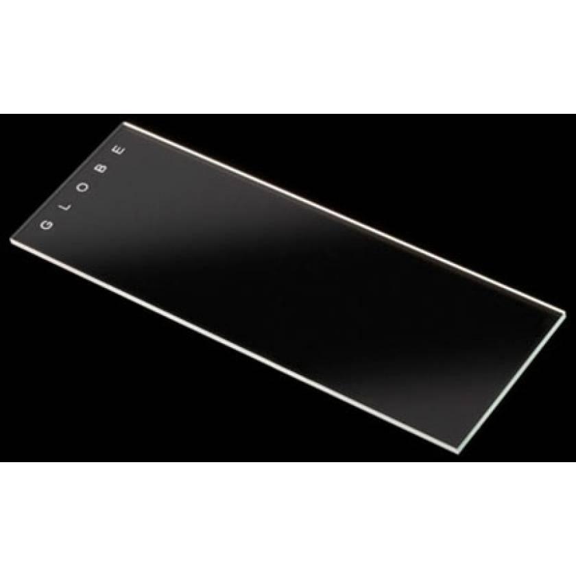 Microscope Slides - Glass - Plain with 90° Ground Edges 90° Corners - 25mm x 75mm