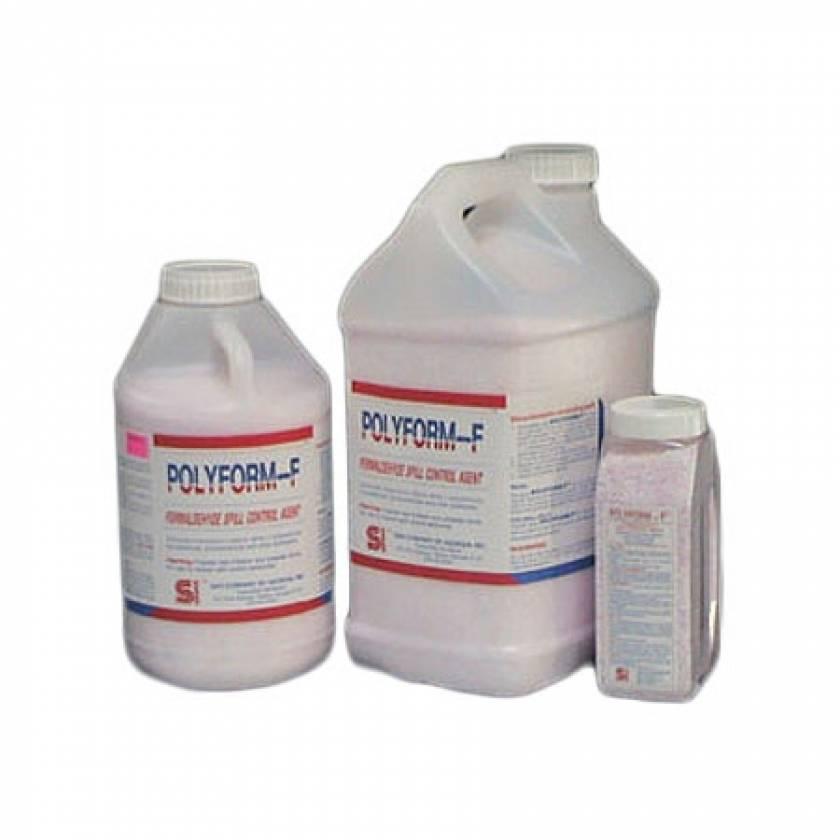 Formaldehyde Control - Polyform-F - One Gallon Bottle