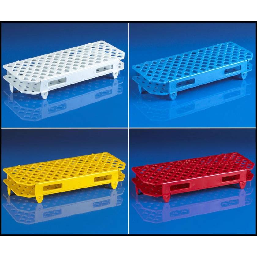 100-Place Snap-N-Racks Tube Racks for Microcentrifuge Tubes - Polypropylene