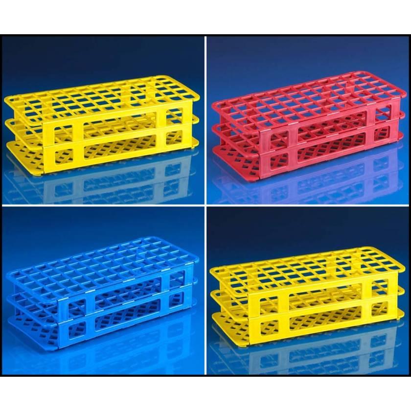 60-Place Snap-N-Racks Tube Racks for 16mm/17mm Tubes - Polypropylene