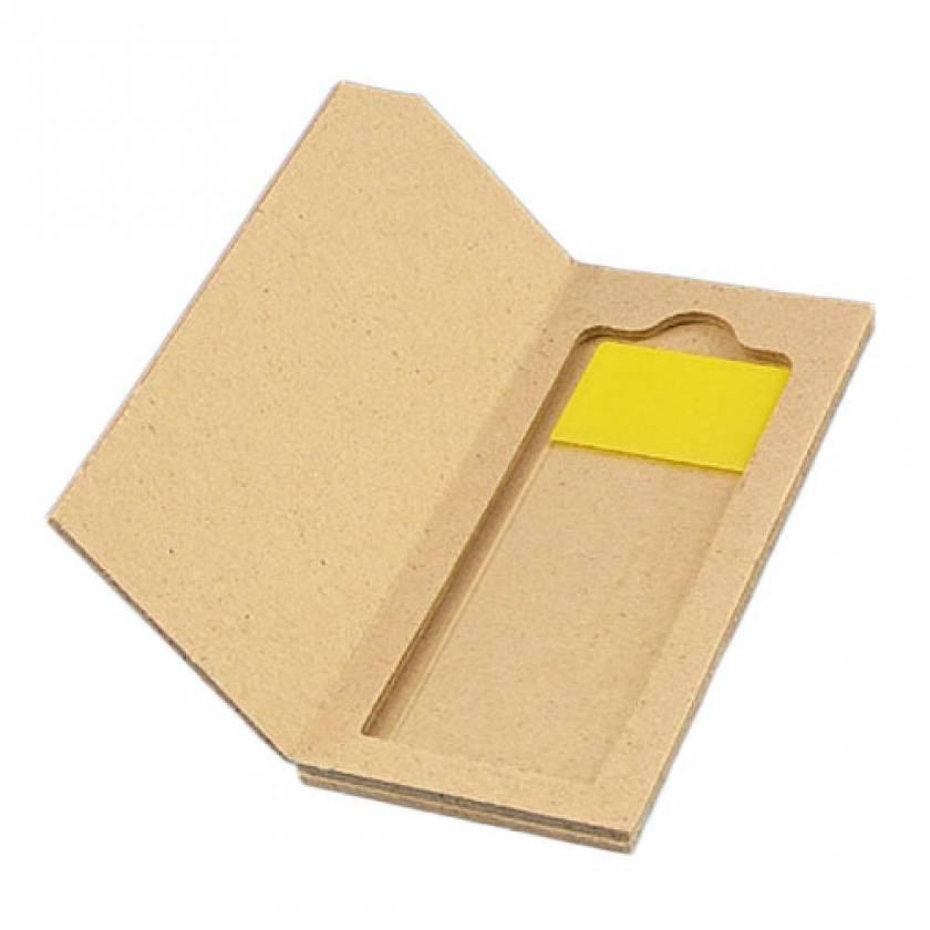 Cardboard Slide Mailer for 1 Microscope Slide