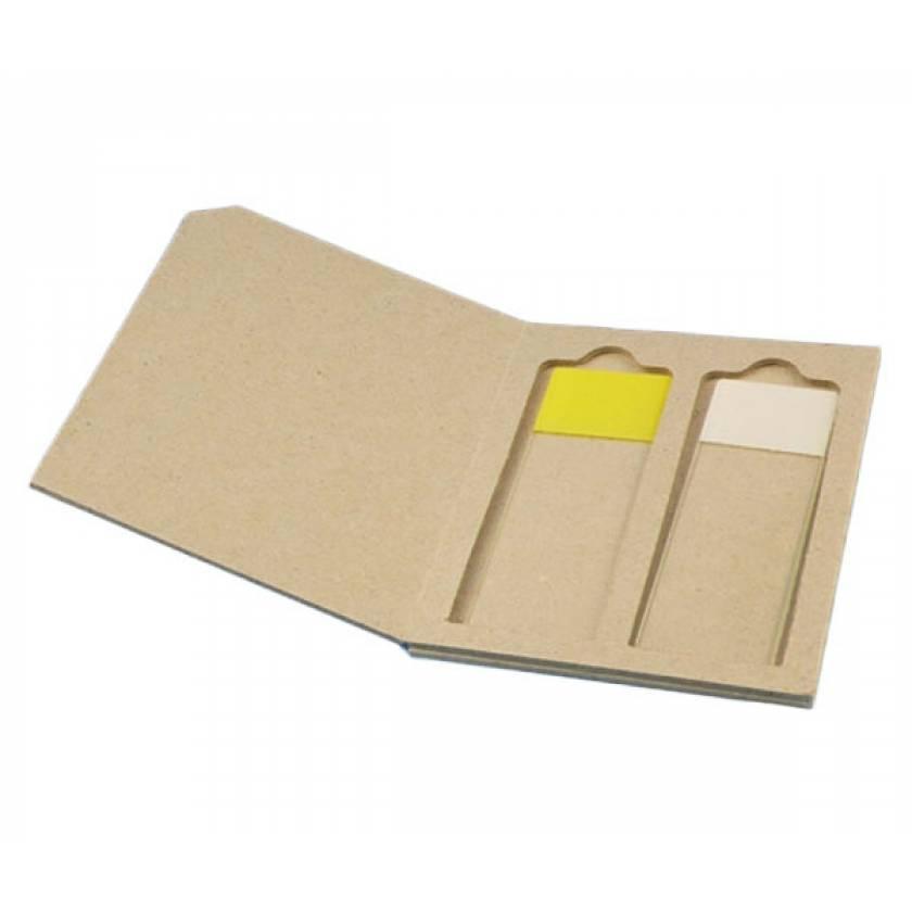 Cardboard Slide Mailer for 2 Microscope Slides