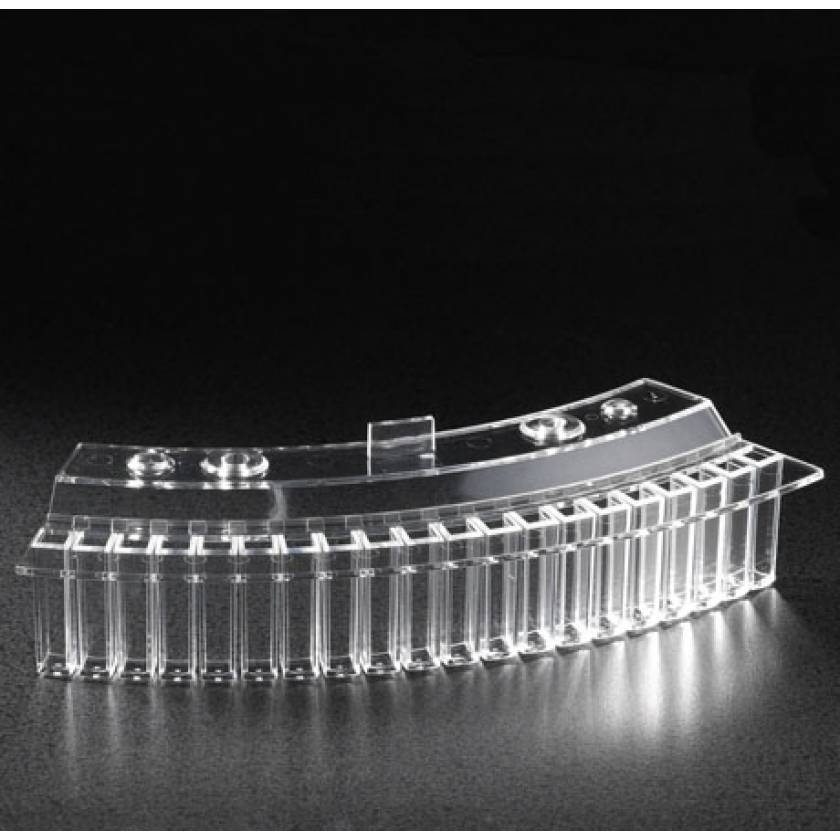 Cuvette for Hitachi 717 and 914 Analyzers - 20-Place Segment