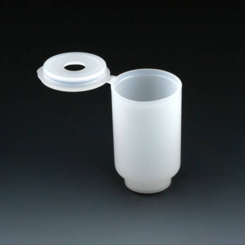 Globe Scientific GS-6507 Reagent Container 10mL - For Cobas Mira and Horiba ABX Analyzers - Polypropylene (PP)
