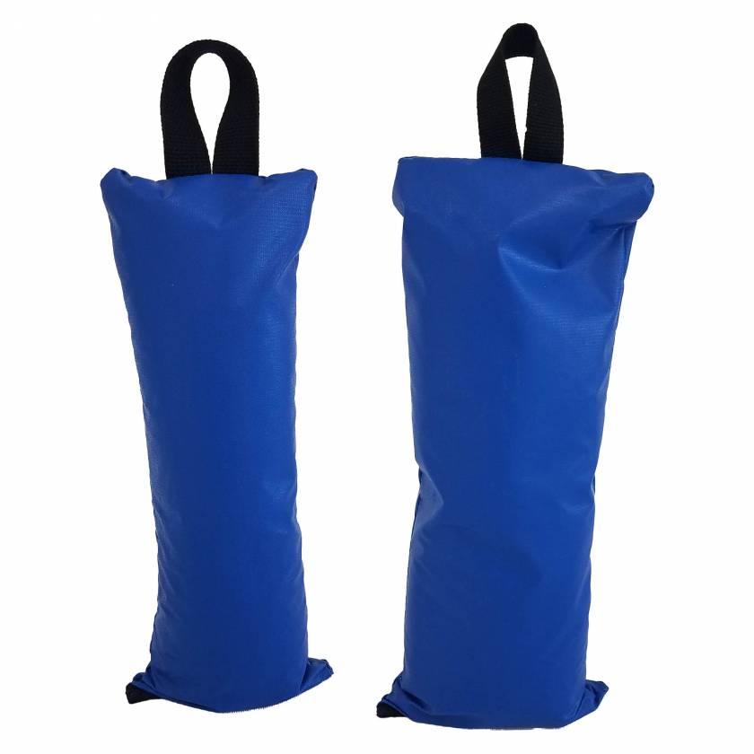 """Femoral/Angio Sandbag - 3 Piece Set (image shown 5 lbs - Size 5"""" x 12"""" and 10 lbs - Size 7"""" x16"""" Sandbags)"""