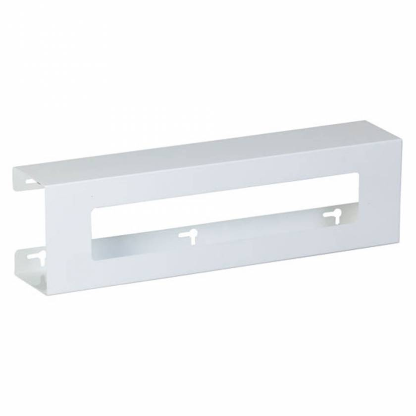 Clinton Model GW-2022 Double Slimline White Steel Glove Box Holder