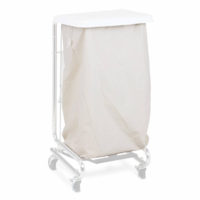 "Clinton 25"" Drawstring Style Cloth Hamper Bag (ONLY)"