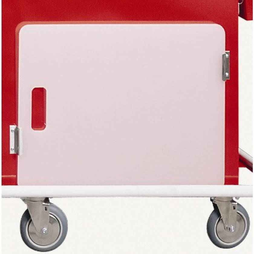 Cardiac Board & Three Brackets for Classic Line Carts