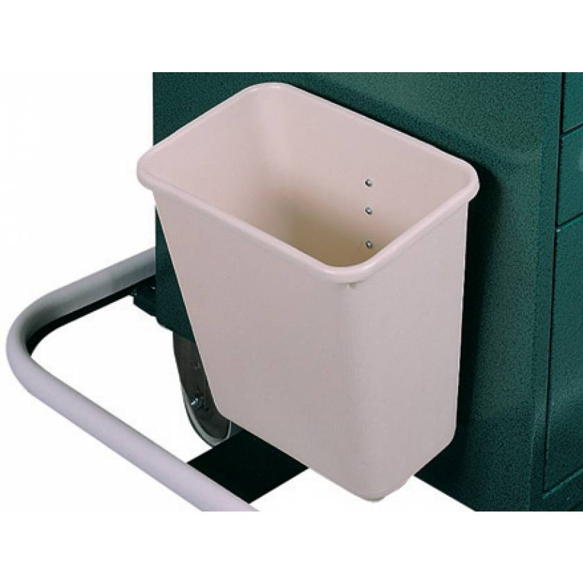 2 Gallon Plastic Waste Container without Cover