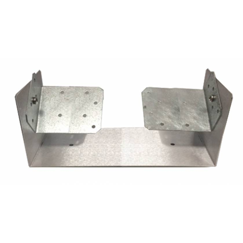 MAGic Clamp tilted holder for 15mL and 50mL tube racks (max 2)