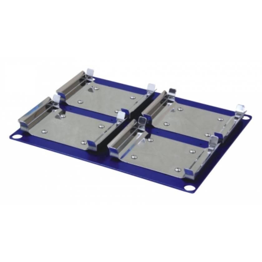 Dedicated Platform For Four Standard Microplates