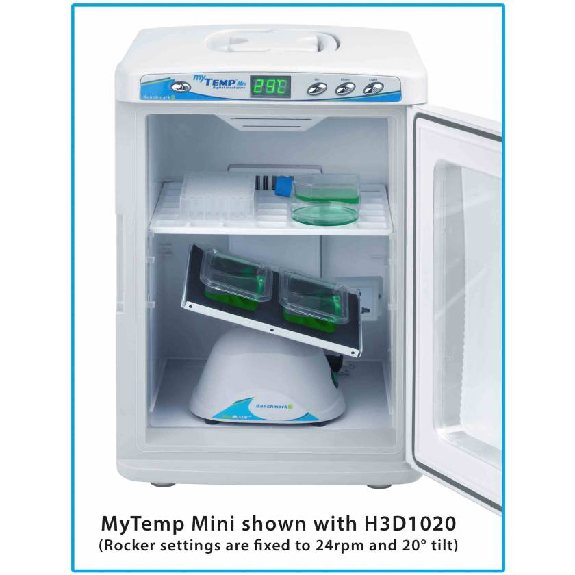 MyTemp Mini Digital Incubator with Heating and Cooling