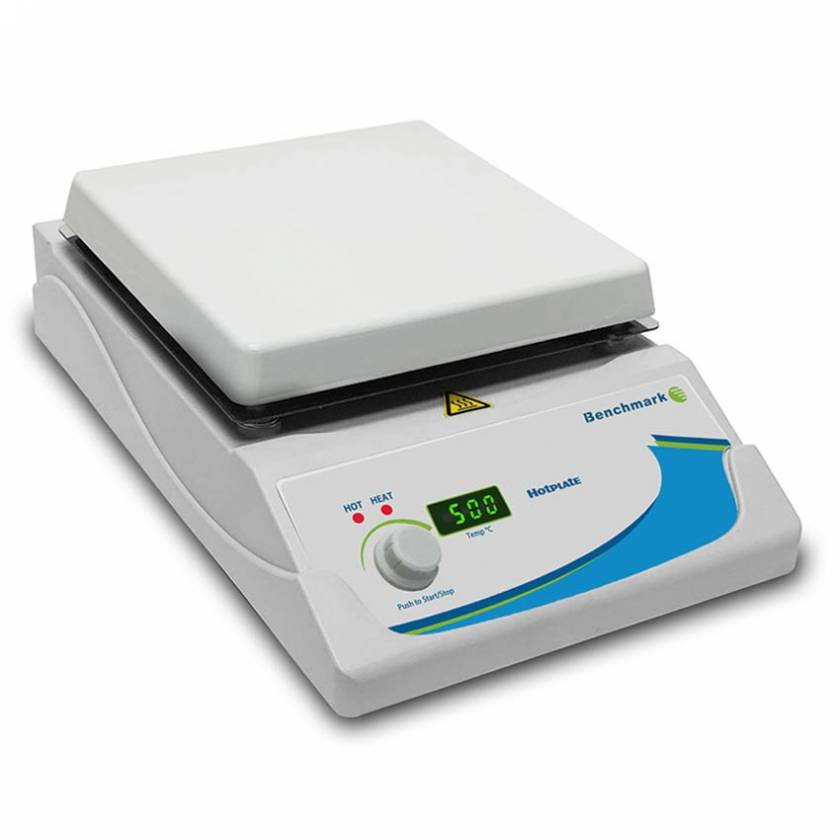 "Benchmark Scientific H3770-H Digital Hotplate - 7"" x 7"" Platform"