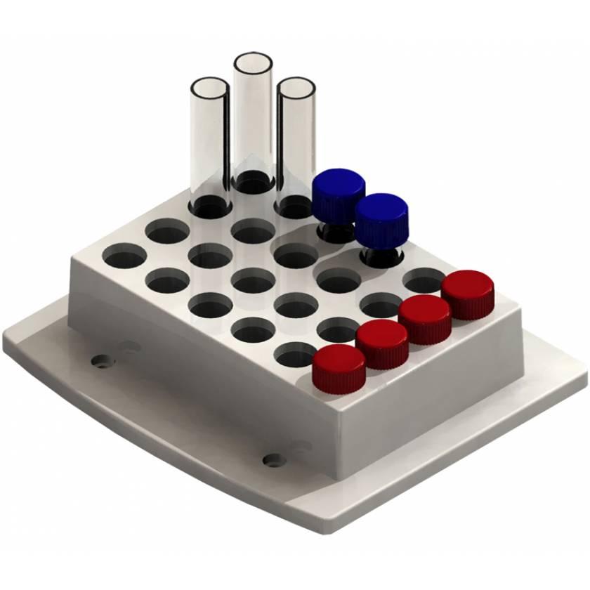 MultiTherm Block - 24 x 12mm Tubes / Vials