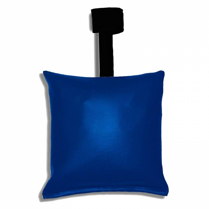 Blue Heavy-Gauge Vinyl Sandbag with AC Joint Handle